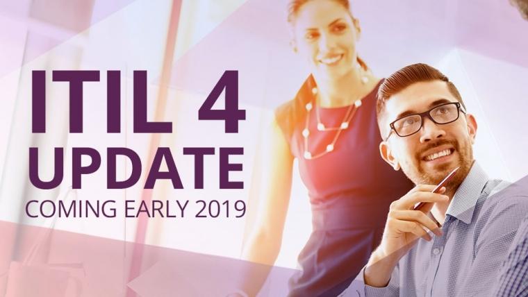 ITIL4: La nueva fórmula IT de cara a la cuarta revolución industrial